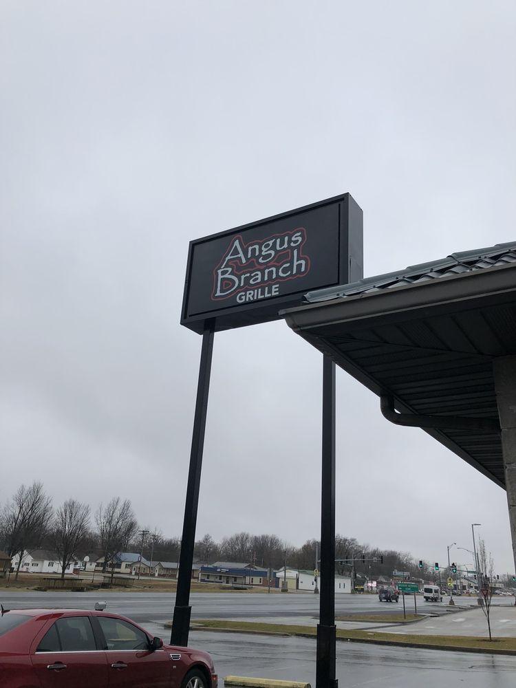 Angus Branch: 320 E Mt Vernon Blvd, Mount Vernon, MO
