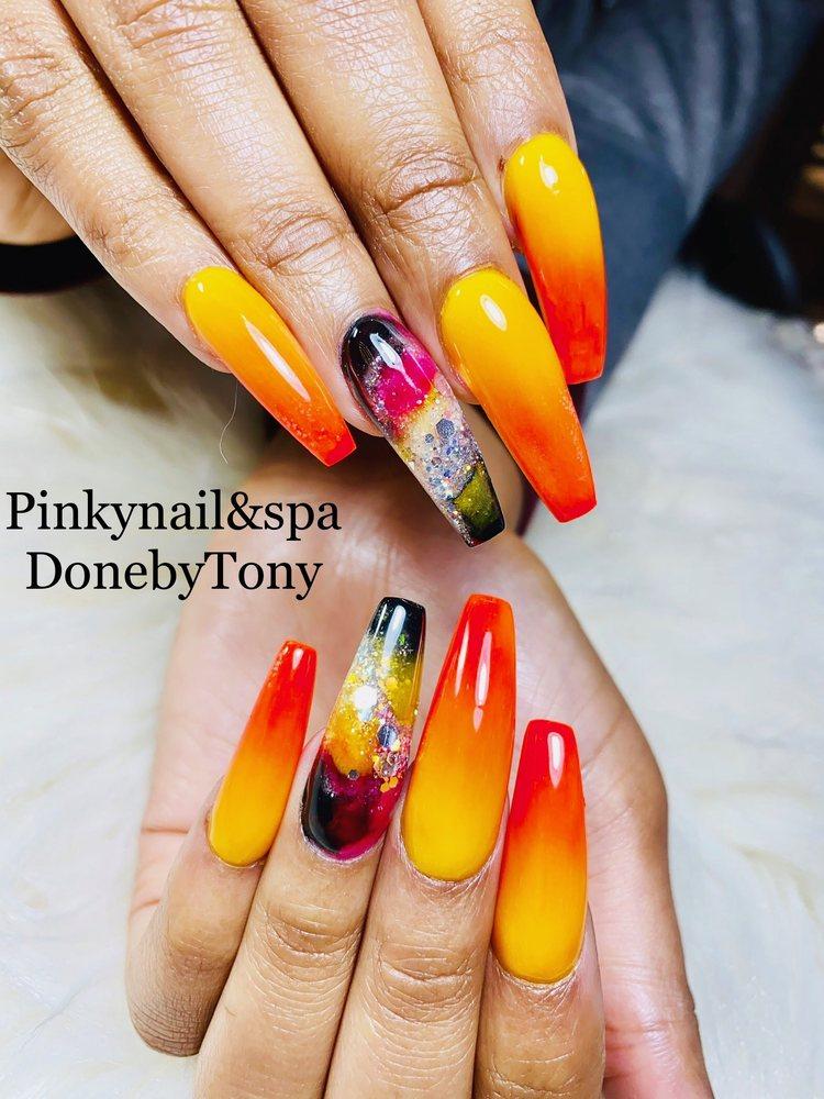 Pinky Nail & Spa: 1300 34th St N, Saint Petersburg, FL