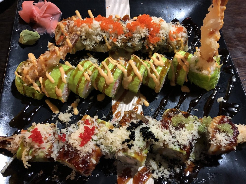 Osaki Steak & Sushi House: 202 S Dumas Ave, Dumas, TX