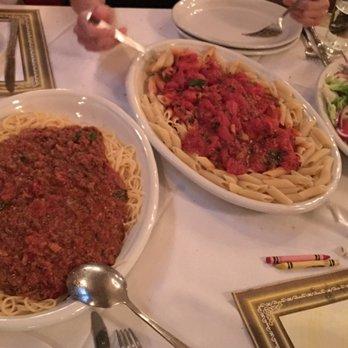 Pomodoro Restaurant Nyc Menu