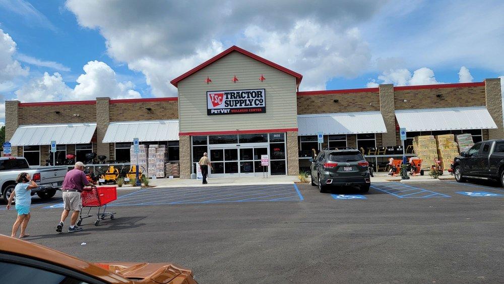 Tractor Supply: 5655 Tractor Ln, Harrisburg, NC