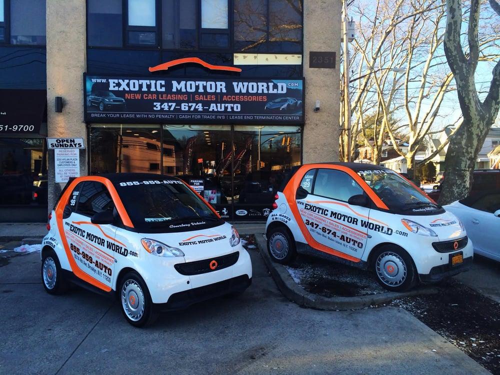Exotic Motor World Staten Island