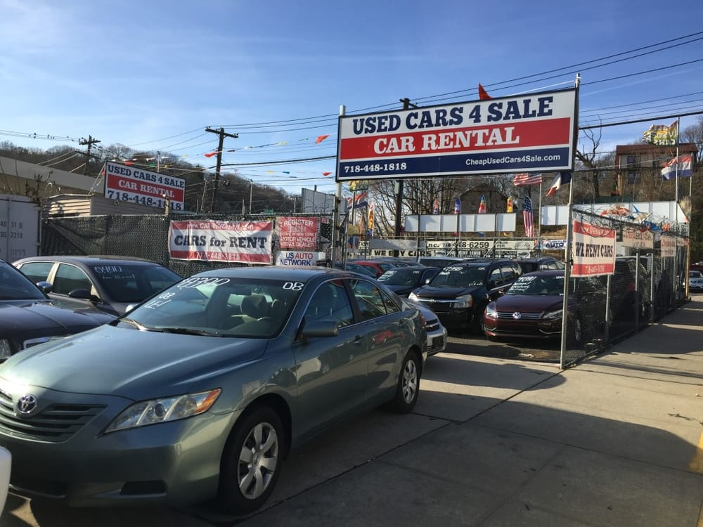 US Auto Network - Car Dealers - 190 Rhine Ave, Staten Island, NY ...