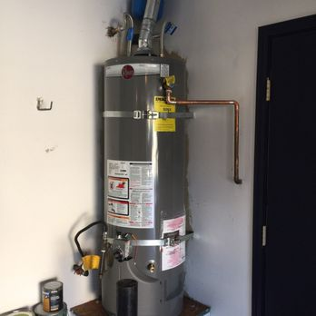 Photo Of Eagle Plumbing Rooter Lincoln Ca United States Rheem 38gal