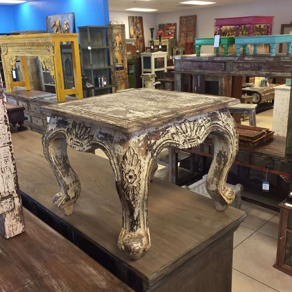 Artisan Furniture & Finds