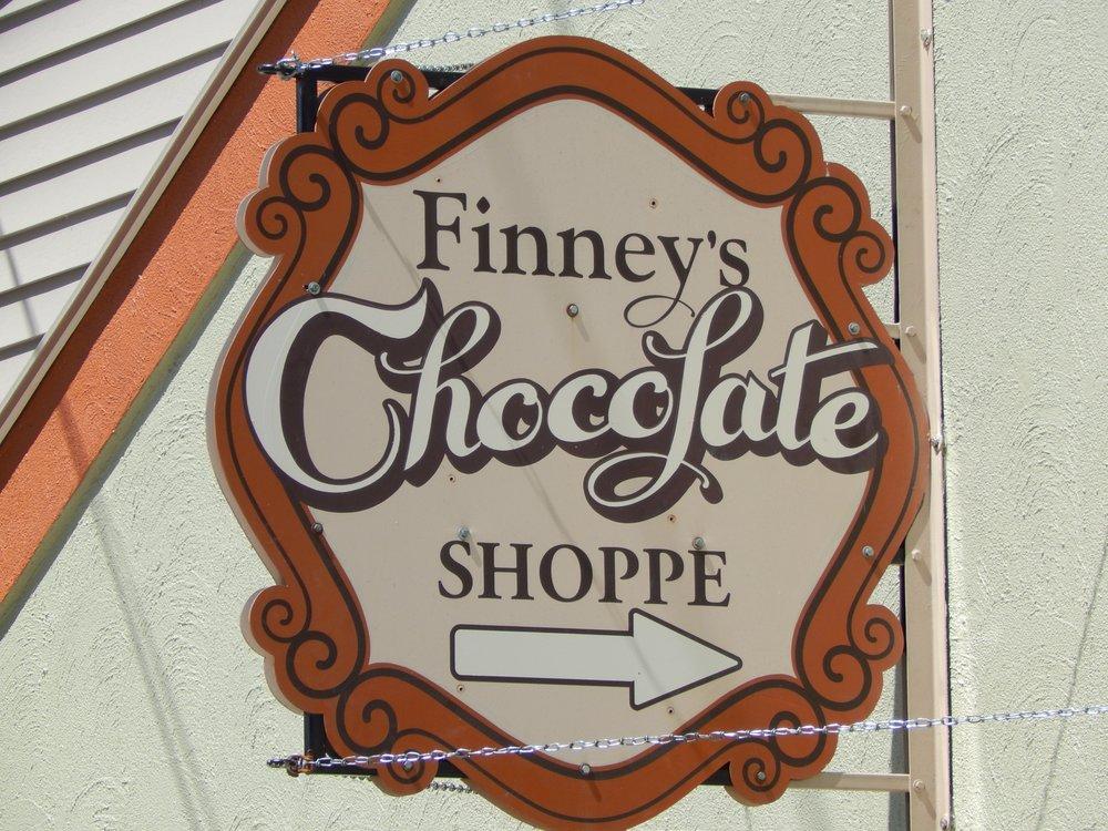 Finney's Chocolate Shoppe: 116 Spring St, Cambridge Springs, PA