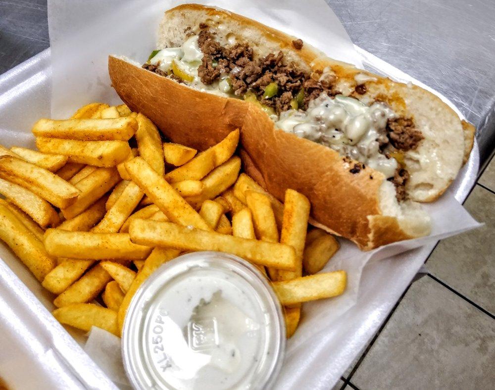 Popeye's Pizzaria: 2419 North Fayetteville St, Asheboro, NC