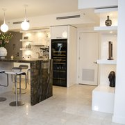 Finely Crafted Solid Wood Photo Of KabCo Kitchens   Miami, FL, United  States. An Impressive Wine Cooler ...