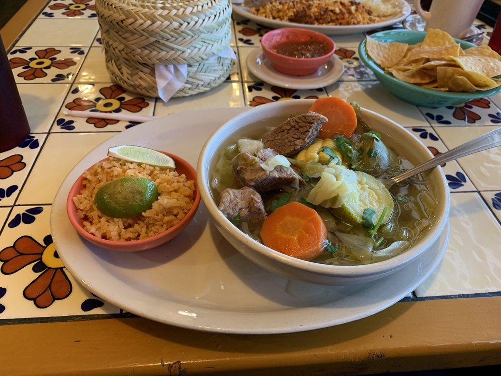 Ay Caramba Restaurant: 8001 N Mesa St, El Paso, TX