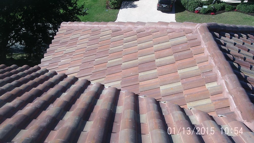 Just completed in Nokomis, FL. Tile reroof with Boral's ...