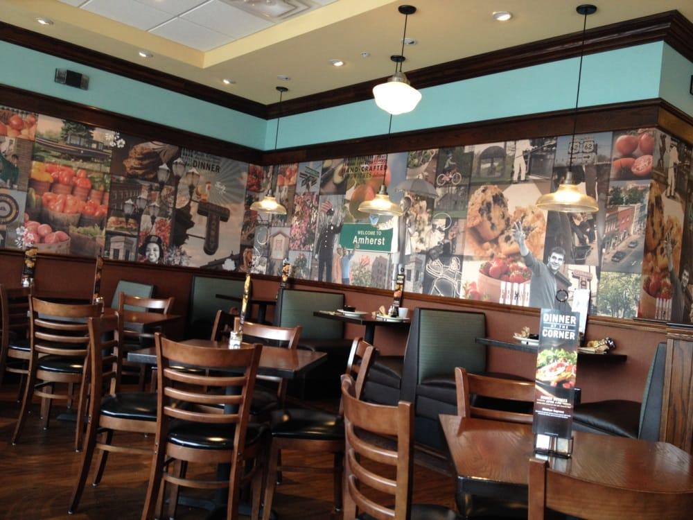 Corner Bakery Cafe Buffalo
