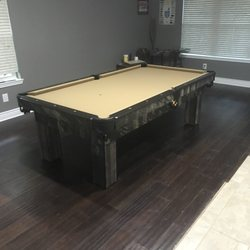 Photo Of Custom Pool Tables   New Braunfels, TX, United States. Great  Service