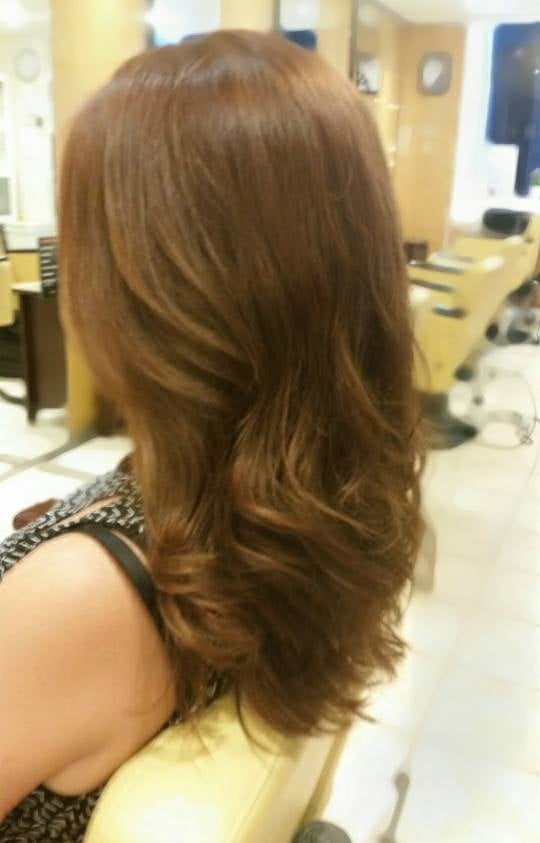 The aria perm yelp for Aate beauty salon