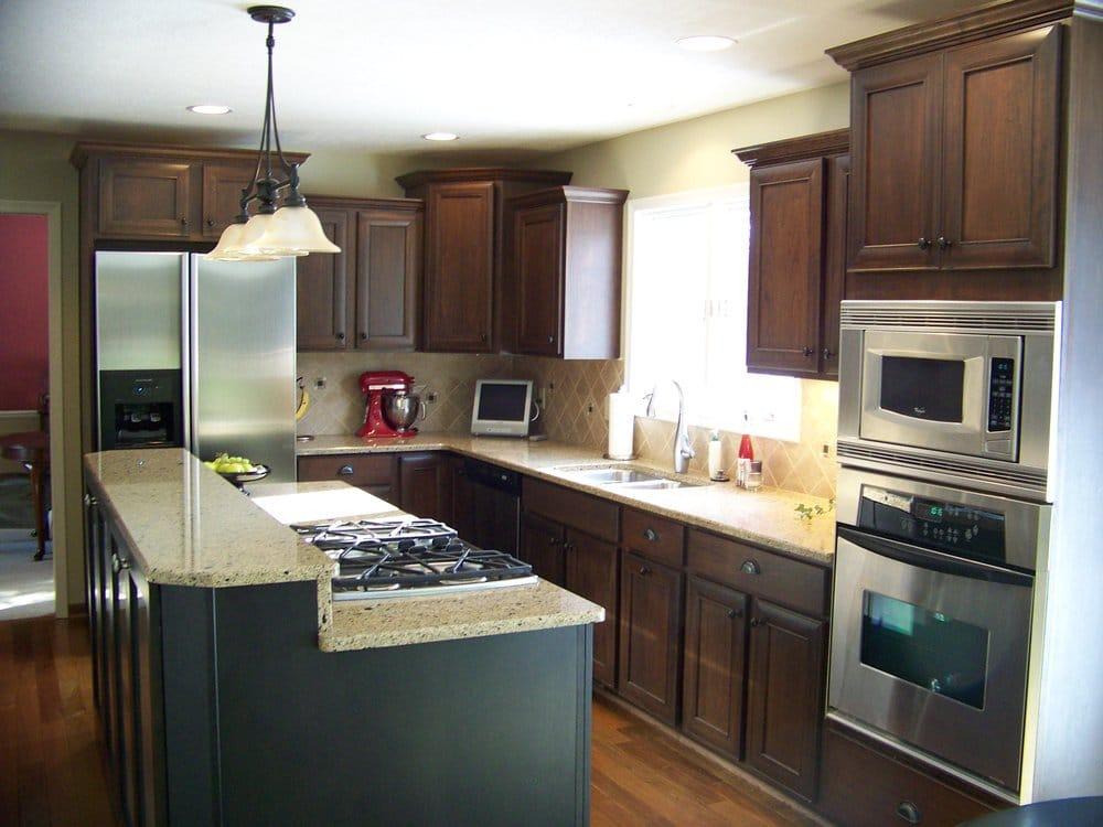 Okemos Kitchen Remodel Yelp