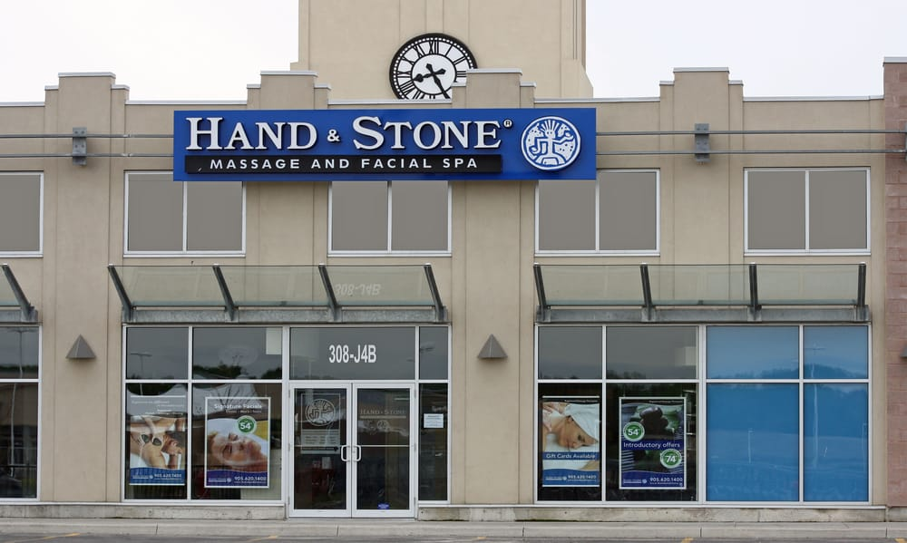 Hand & Stone Massage and Facial Spa - Whitby