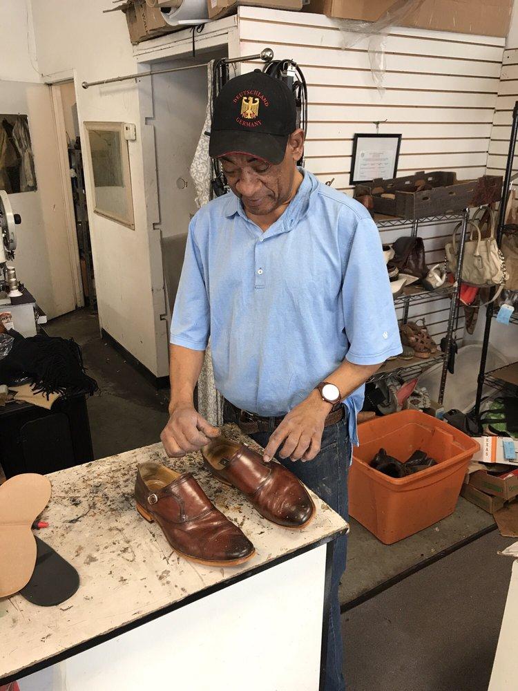 Abernathy Shoe Repair - 16 Reviews - Shoe Repair - 6649 Roswell Rd NE,  Atlanta, GA - Phone Number - Yelp