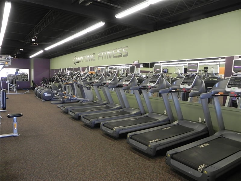 Anytime Fitness: 1241 W Morton Ave, Jacksonville, IL