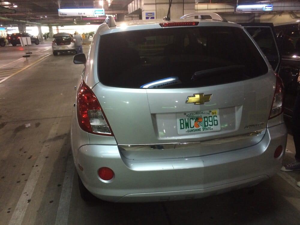 Crysler In Der Mietwagenstation Miami Airport Yelp