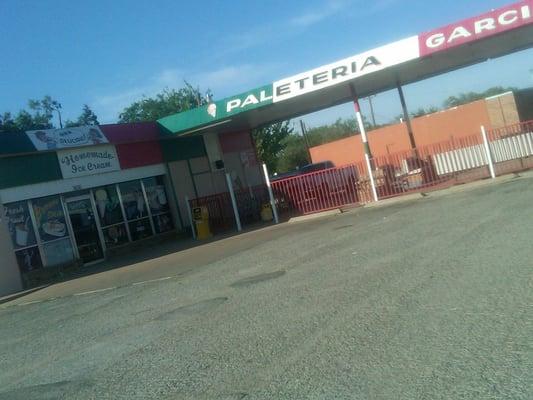 Paleteria Garcia 3630 N 6th St Abilene Tx Ice Cream Parlors Mapquest