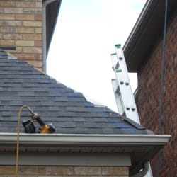 Photo Of Sunrise Roofing   Markham, ON, Canada. Unsafe Practice: Nail Gun