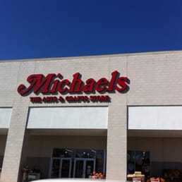 Michaels arts crafts art supplies 520 ed noble pkwy for Michaels crafts phone number