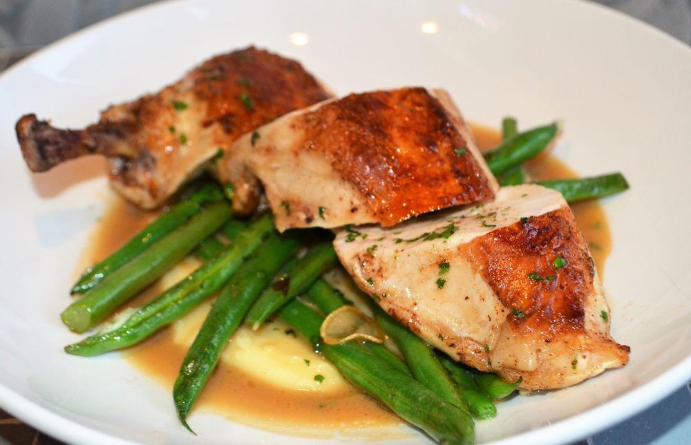 Food from Cornerstone Kitchen & Tap
