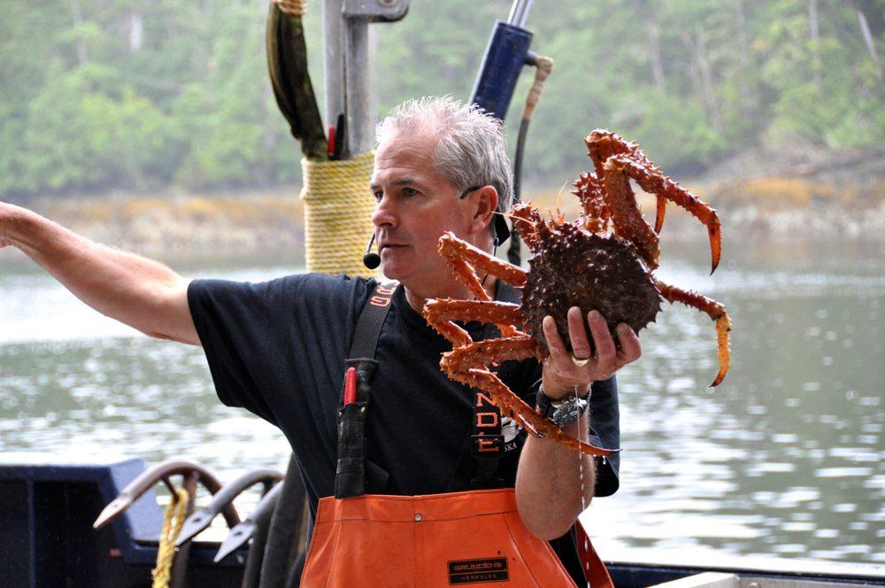 Bering Sea Crab Fisherman's Tour: Berth 3-Tender Float, Ketchikan, AK