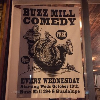 Buzz Mill Coffee San Marcos