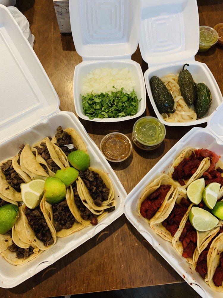 Angeles Mexican Restaurant: 900 E McCart St, Krum, TX