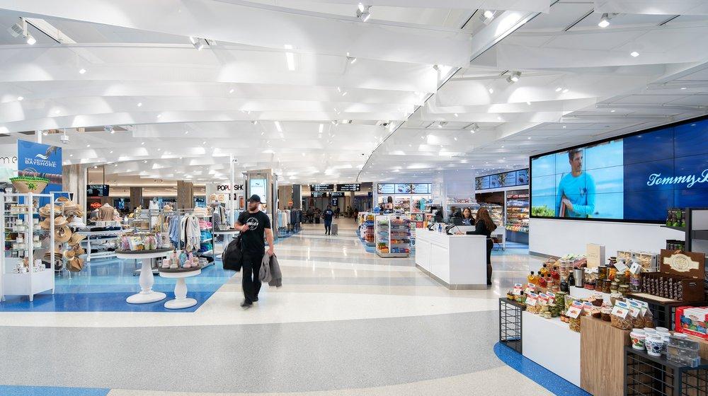 Main Terminal - TPA: 4100 George J Bean Pkwy, Tampa, FL