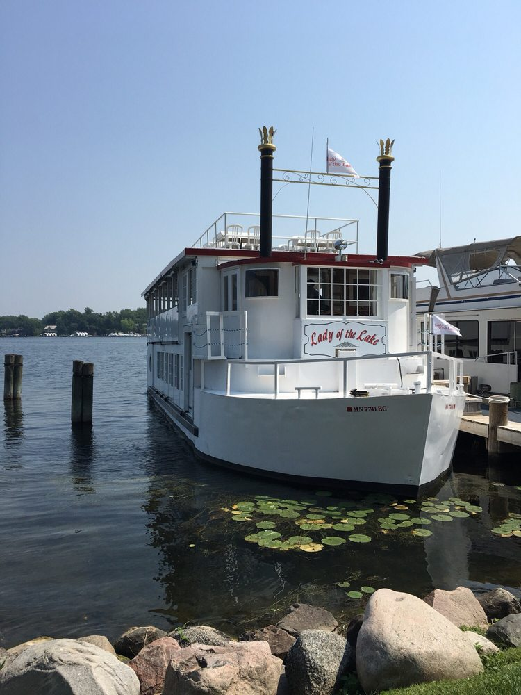 Lady of the Lake Cruises: 8 Water St, Excelsior, MN