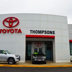 Photo Of Thompsons Toyota Placerville Ca United States