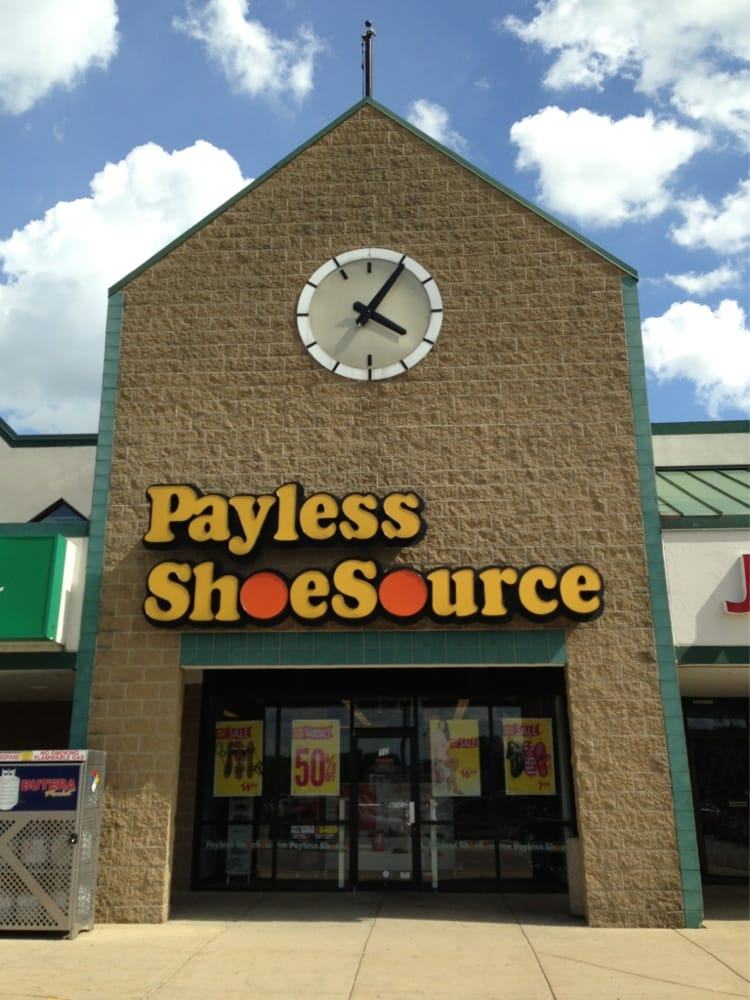 Closest Payless Shoe Store