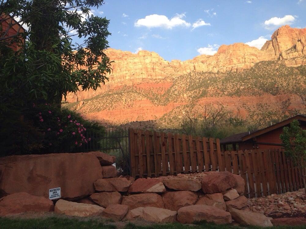 Best Western Hotel Springdale Utah