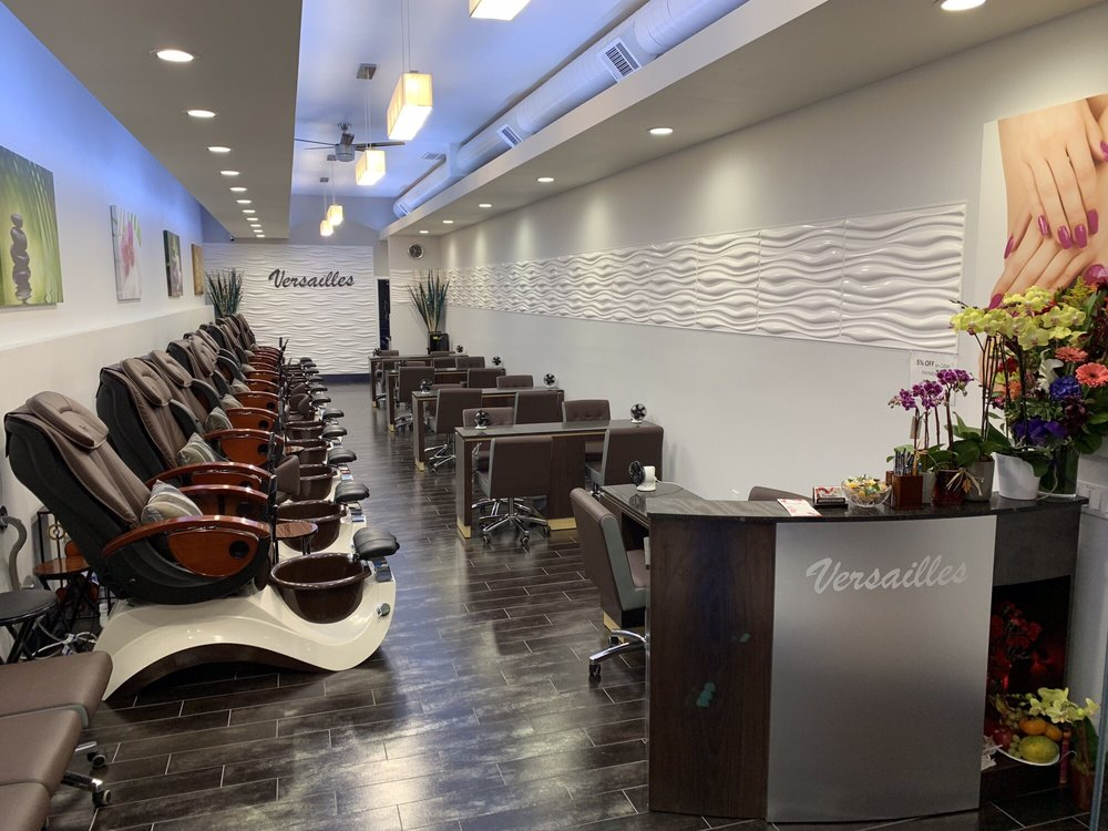 Versailles Nail Spa and Waxing: 2973 College Ave, Berkeley, CA