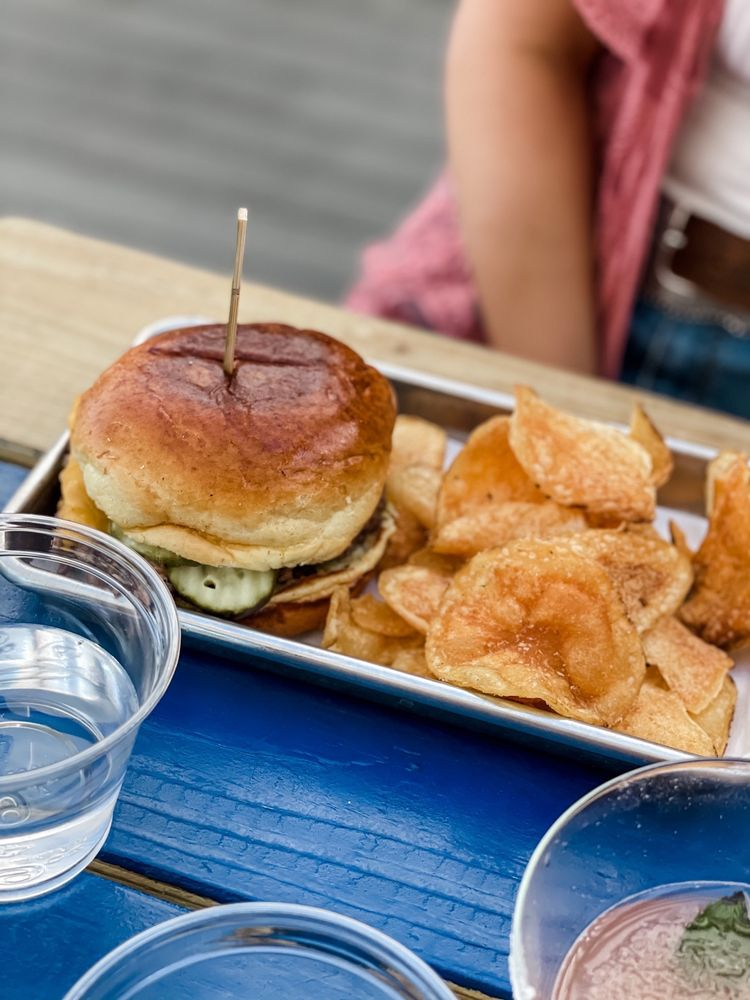 Food from The Hampton Social - Nashville