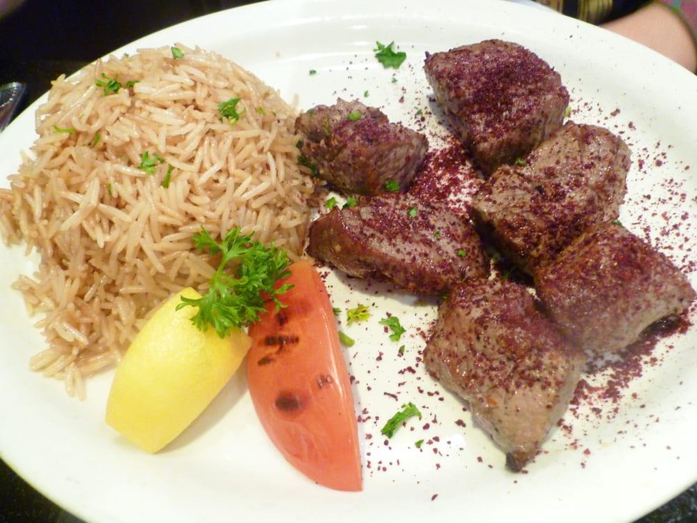 Teka kabob yelp for Aryana afghan cuisine