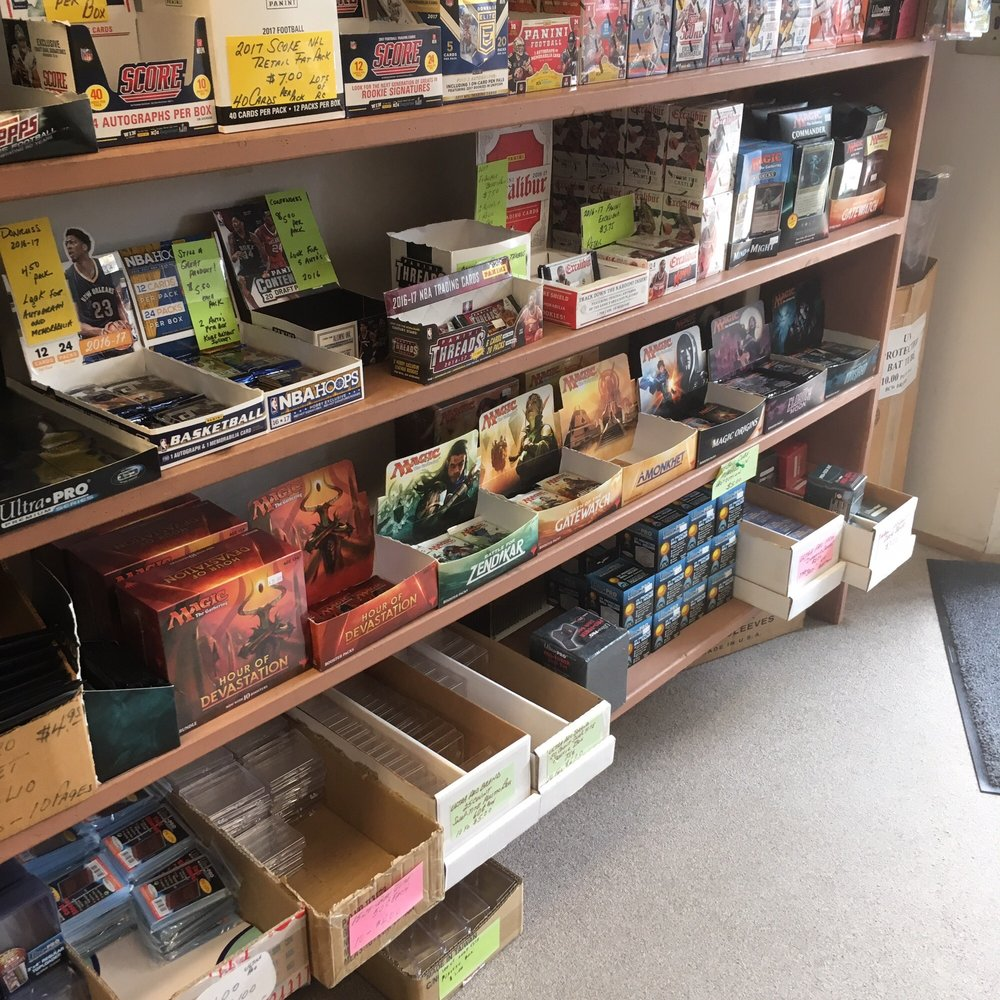 The Baseball Card Store 10 Photos Hobby Shops 45 Prospect St