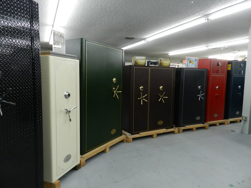 Visalia aka The Gun Safe Company, makes impressive custom safes  We