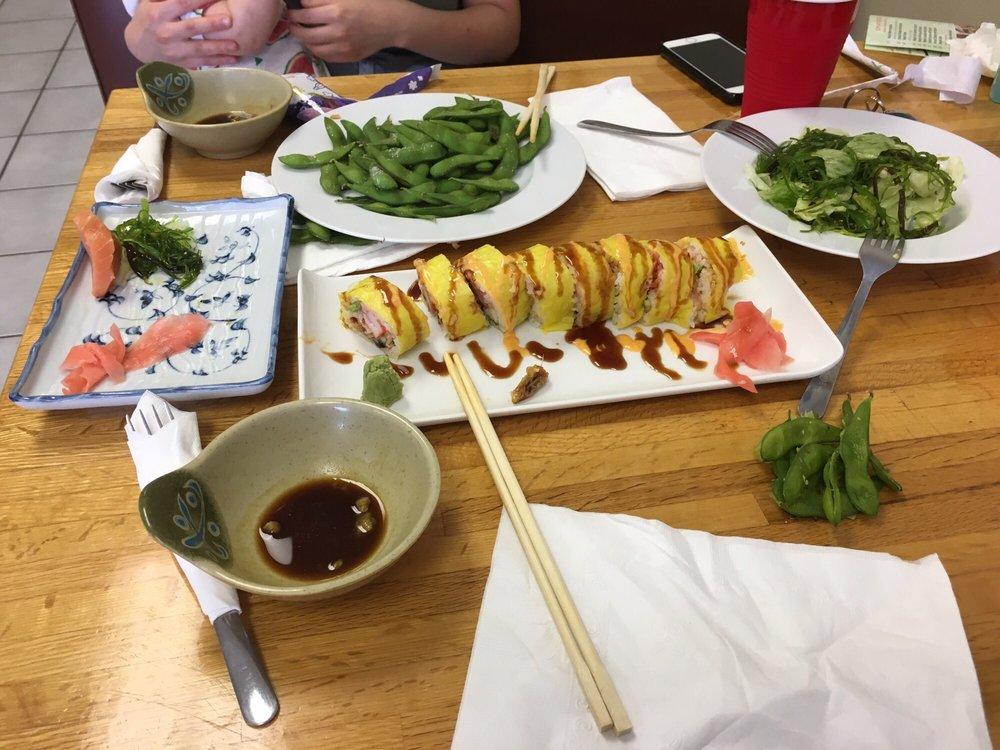 Ichiban asian fusion restaurant asian fusion 10701 for Asian fusion cuisine restaurants