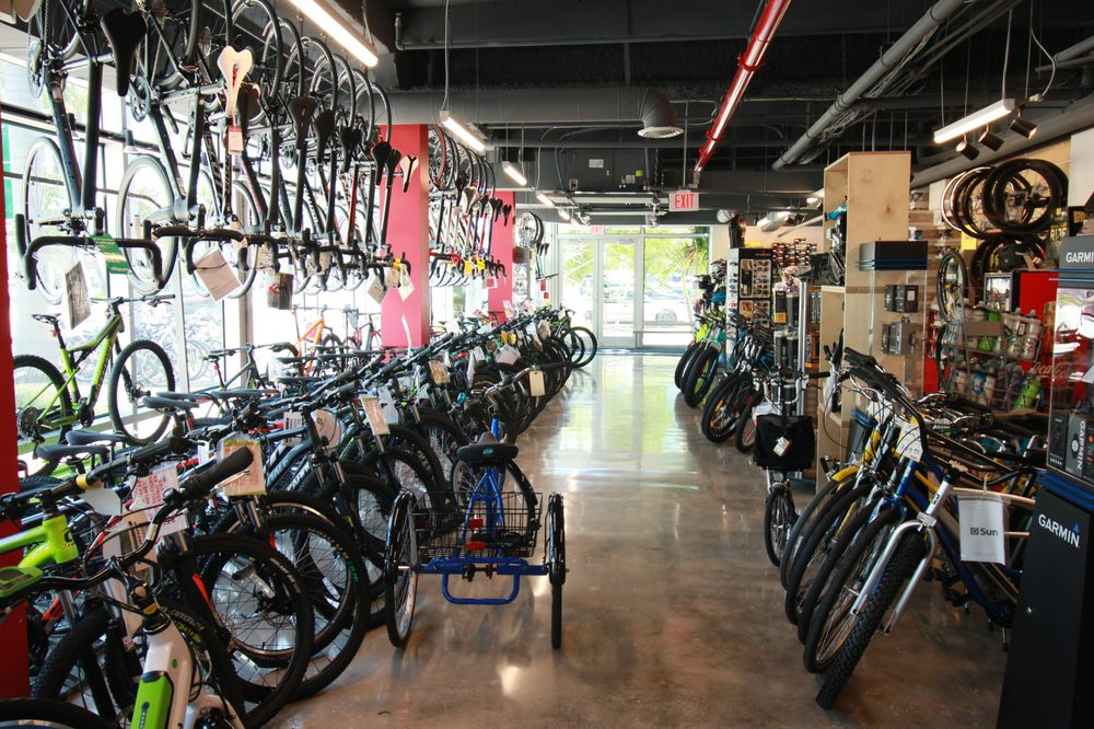 Miami Beach Bicycle Center: 746 5th St, Miami Beach, FL