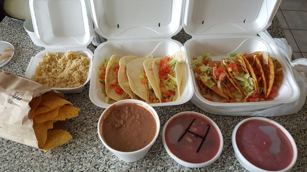 Mexican Restaurants Near Belleville Mi
