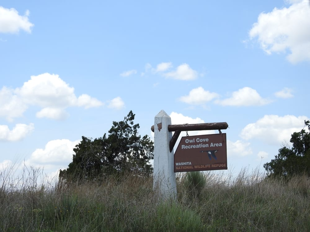 Washita National Wildlife Refuge: 20834 E 940th Rd, Butler, OK
