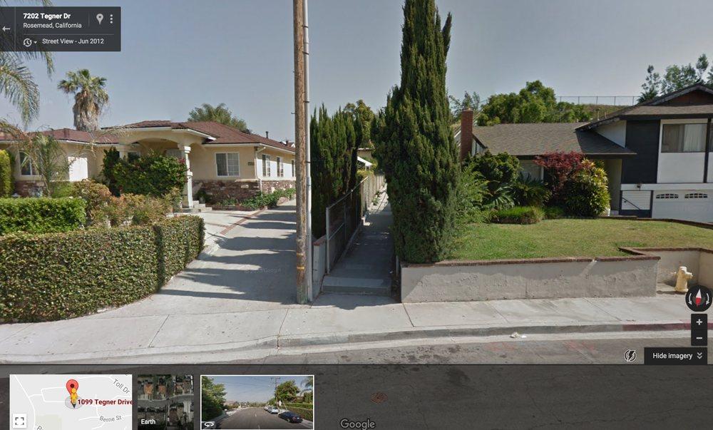 88 Steps: 1099 Tegner Dr, Monterey Park, CA
