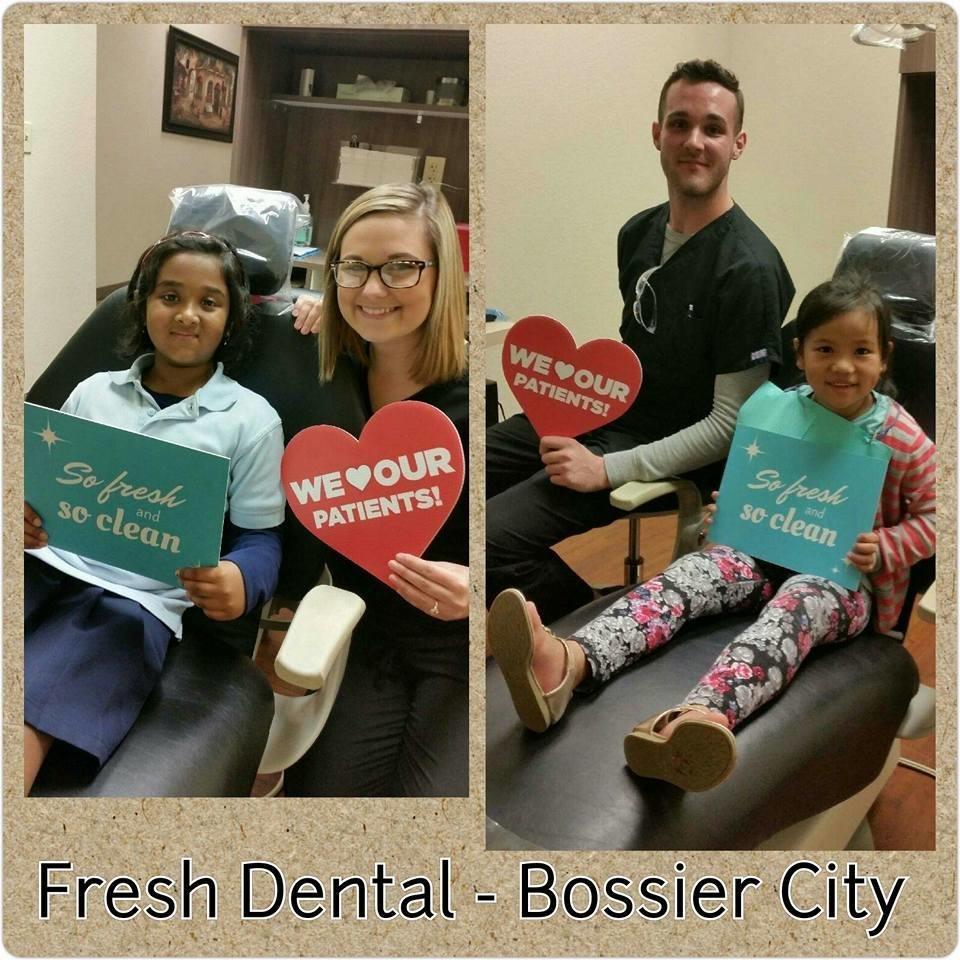Fresh Dental - Bossier City: 2300 Airline Dr, Bossier City, LA
