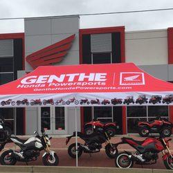 genthe honda powersports - motorcycle dealers - 15150 eureka rd