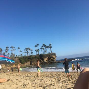 Photo Of Crescent Bay Beach Laguna Ca United States