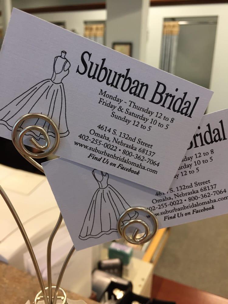 Suburban Bridals