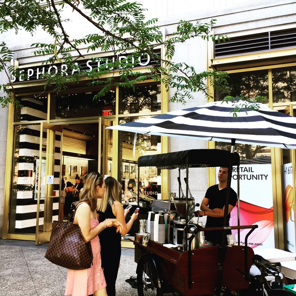 Social Spots from The Coffee Trike