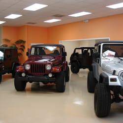 Jeep And Truck Usa Car Dealers 13791 N Nebraska Ave Usf Tampa Fl Phone Number Yelp